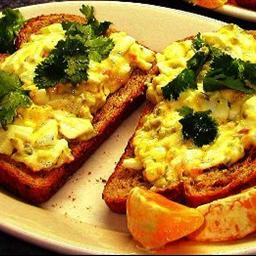 Old-fashioned egg salad photo 1