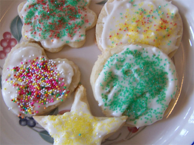 Old fashioned sugar cookies photo 3