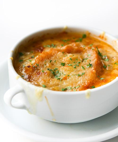 Onion soup photo 1