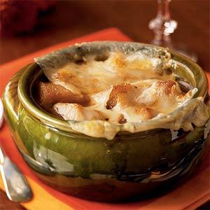 Onion soup photo 3