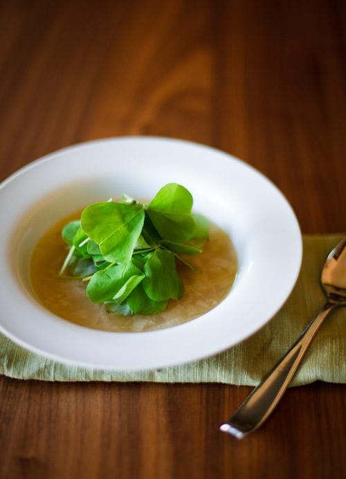 Onion soup photo 2