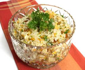 Orange salad photo 2
