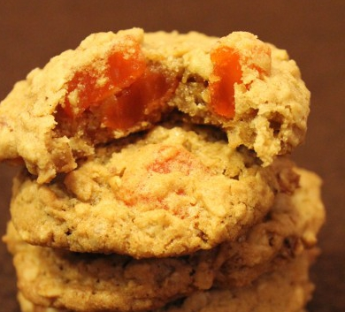 Orange slice cookies photo 1