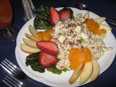 Oriental pasta salad photo 1