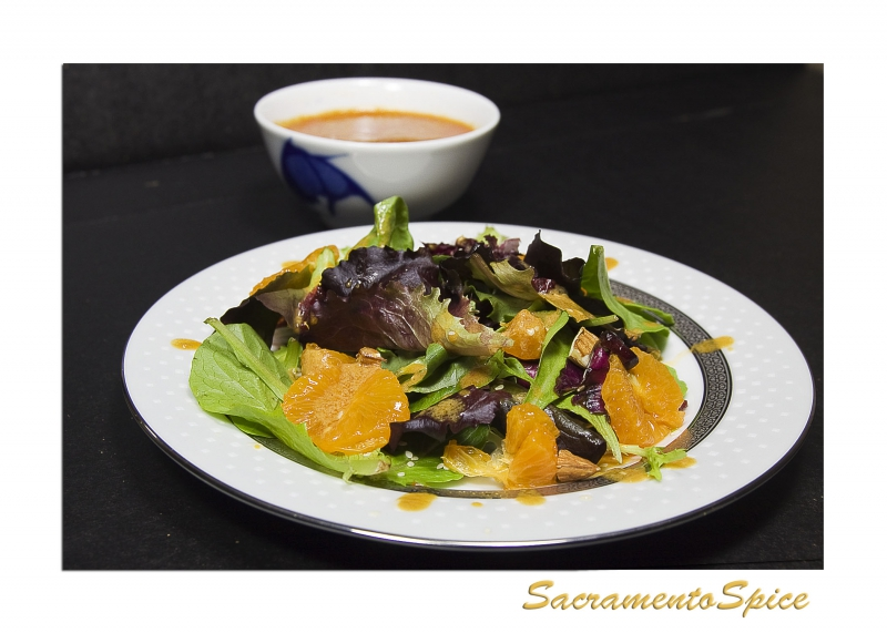 Oriental salad dressing photo 1