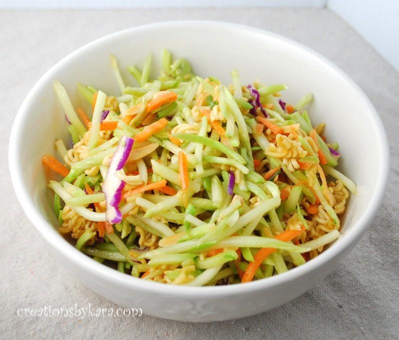 Oriental salad photo 1