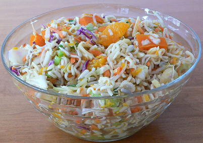 Oriental salad photo 3