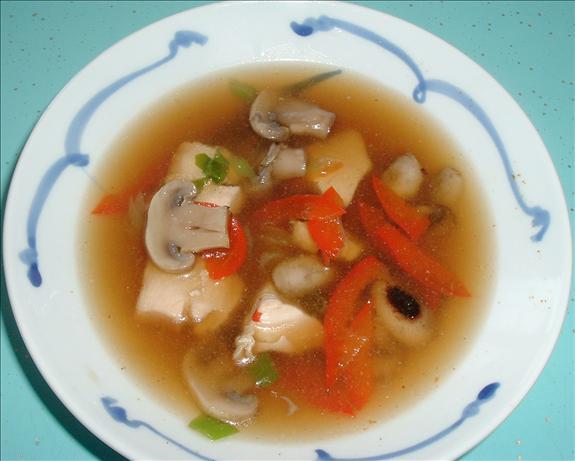Oriental soup photo 3