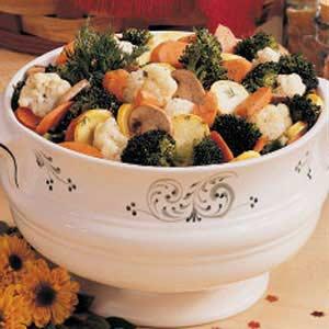 Overnight salad photo 1