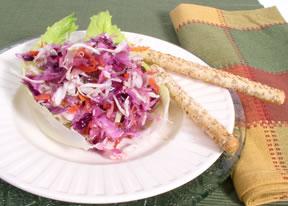 Overnight salad photo 2