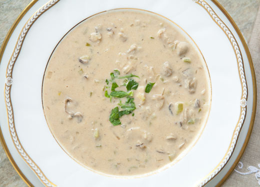 Oyster stew photo 2