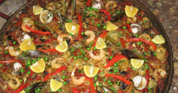 Paella photo 2