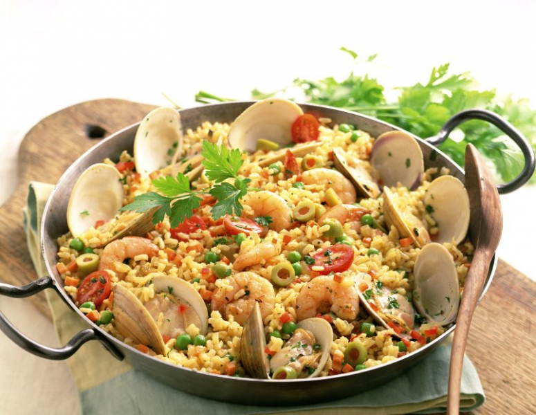 Paella photo 1