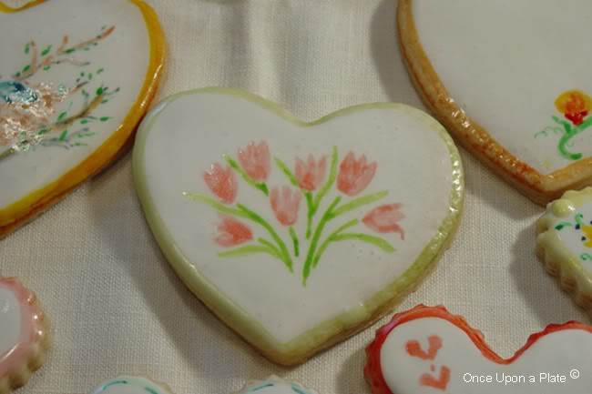 Paintbrush cookies photo 6
