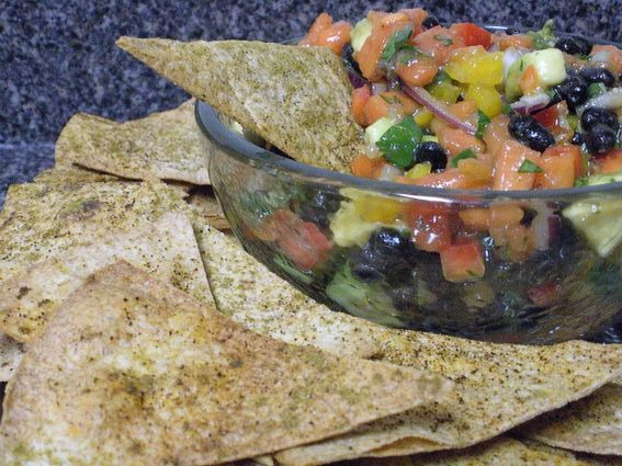 Papaya salsa photo 3