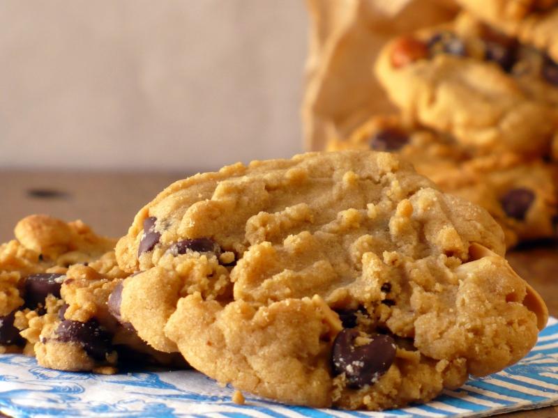 Peanut butter cookies photo 1