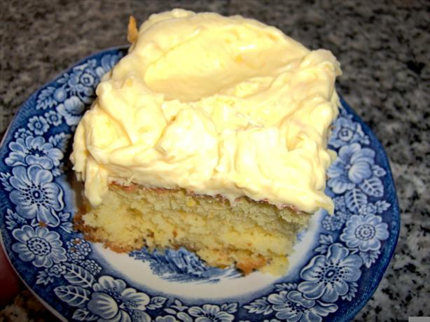 Pineapple-orange cake photo 3