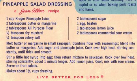 Pineapple salad photo 3