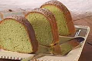 Pistachio pudding dessert photo 1