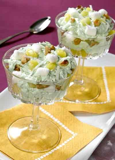 Pistachio salad photo 3
