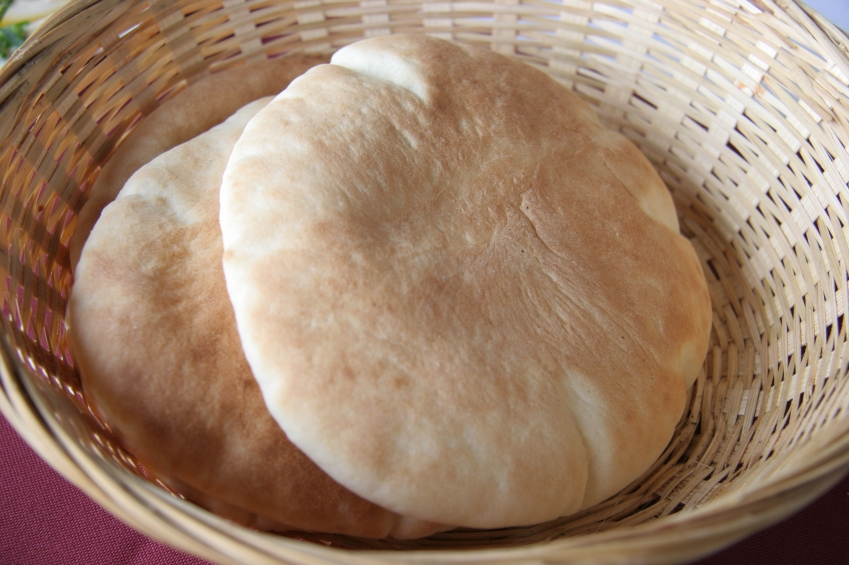 Pita bread photo 1