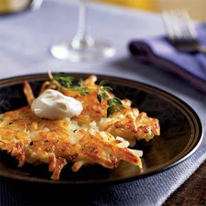 Potato latkes photo 2