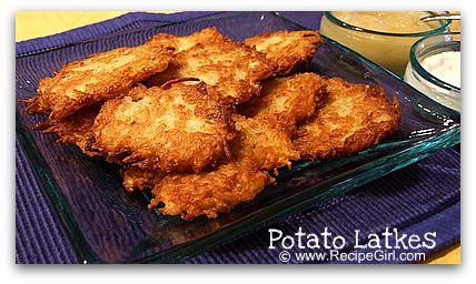 Potato latkes photo 3