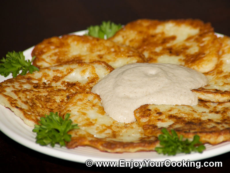 Potato pancakes photo 2