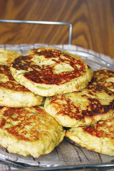 Potato pancakes photo 3
