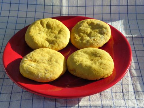 Potato rolls photo 2
