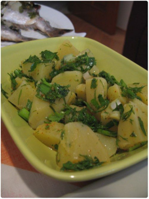 Potato salad photo 1