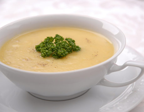 Potato soup photo 1