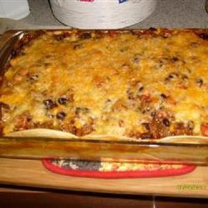 Quesadilla casserole photo 3