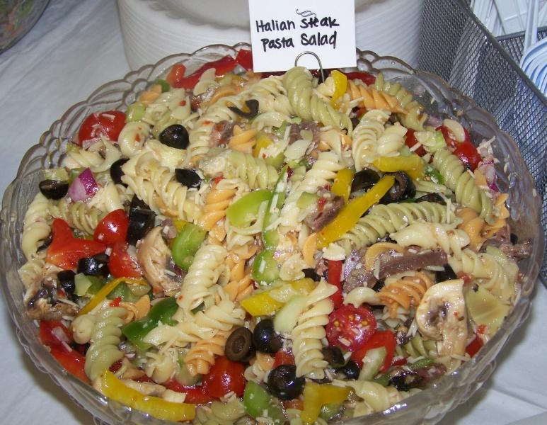 Quick cherry salad photo 1