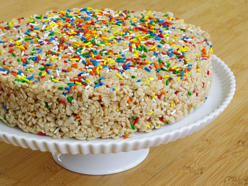 Rice krispies treats photo 1