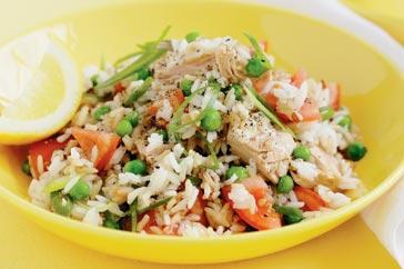 Rice salad photo 3