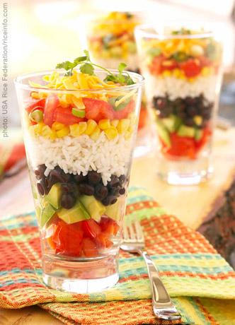 Rice salad photo 2