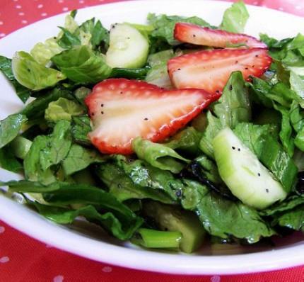 Romaine salad photo 2