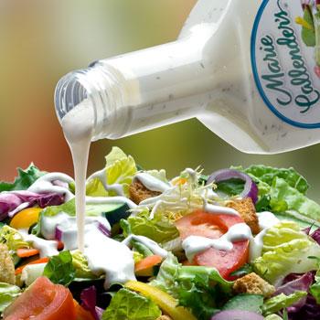 Salad dressing photo 1