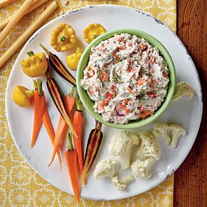 Salmon dip photo 2