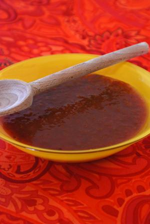 Salsa roja photo 1