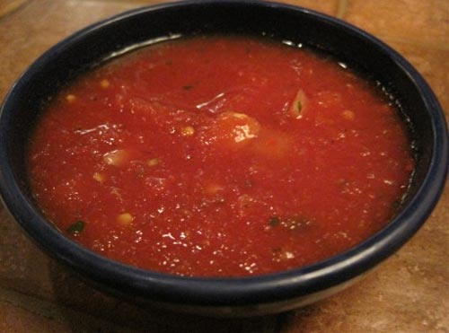 Salsa roja photo 2