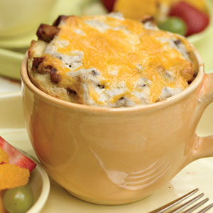 Sausage and egg casserole photo 1