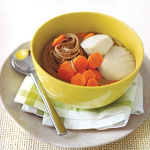 Scallop soup photo 1