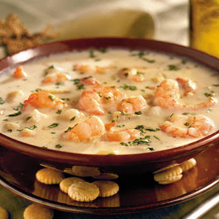 Seafood chowder photo 2