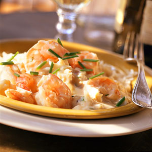 Seafood newburg photo 1