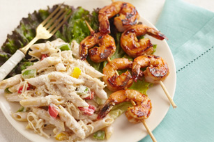 Seafood pasta salad photo 3