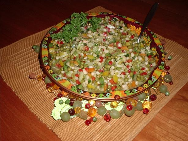 Shoepeg corn salad photo 1
