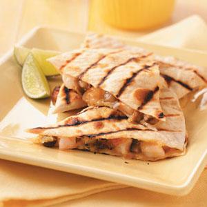 Shrimp quesadillas photo 3