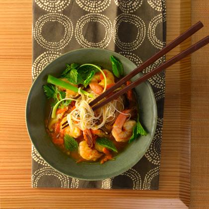 Shrimp soup photo 1